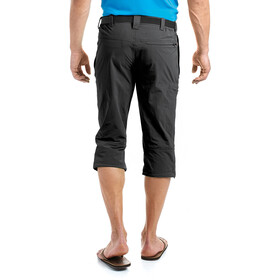Maier Sports Jennisei Pantalon 3/4 Homme, black